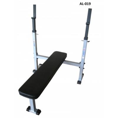 Скамья AL 019 для жима до 500 кг